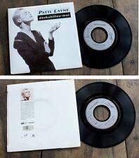 PATTI LAYNE  *DESHABILLEZ-MOI *  TUBE 1987 Phonogram .Vinyle 45 tr (7'') VG+