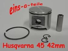 Kolben passend für Husqvarna 45 42mm NEU Top Qualität