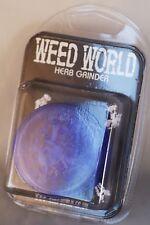 Original Weed World [ PURPLE ] Herb grinder [ New & Sealed ]