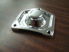 CHROME STARTER SOLENOID COVER HARLEY BIG TWIN & XL SPORTSTER 1991 TO 2013