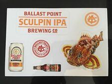 Ballast Point Brewing ~ Sculpin IPA ~ Craft Beer Stickers