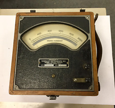Wheelco Instruments Div Barber Coleman Co Mod 4 Farenheit Thermometer