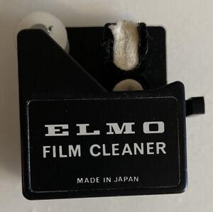 ELMO Film Cleaner Attachment for 8mm Cine Film Editor, Great Condition & Rare