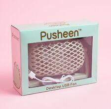 PUSHEEN Cat ~ Subscription Box Summer 2018 ~ Mini Fan ~ USB Desk Office Kawaii