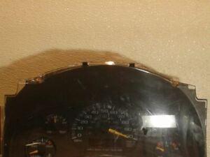 Speedometer Instrument Cluster 1996-1998 CHEVY ASTRO 150K Miles 16250085