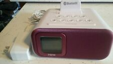 IHome Digital Red Number Display Alarm Clock