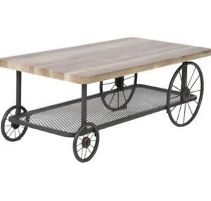 Tavolino da salotto Industrial