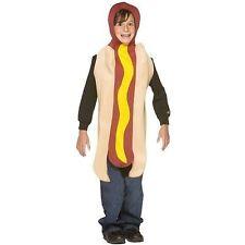 Rasta Imposta 32484 Hot Dog Child Costume Size Medium 7 10