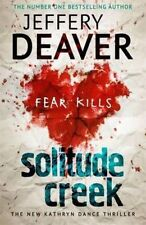 **NEW PB** Solitude Creek: Fear Kills by Jeffery Deaver (Paperback, 2016)