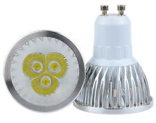 CREE MR16/GU10/E26/E27 9W 12W 15W Warm Cool White LED Spotlight Bulb Lamp Light