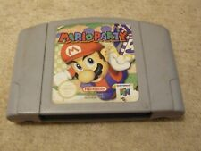 MARIO PARTY  , N64 , NINTENDO 64 , PAL , GAME ONLY ...