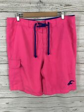 HOLLISTER SWIM shorts - XL - Pink - Great Condition