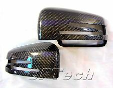 Mercedes Benz W212 10~ON E-Class 6K CARBON FIBER Arrow LED Side Mirror Cover