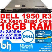 PowerEdge 16 GB Memory (RAM) Capacity Computer Servers
