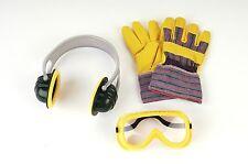 Kinder Theo Klein Bosch Werkzeug Zubehörset mit Handschuhen Kopfhörer Schutzbri