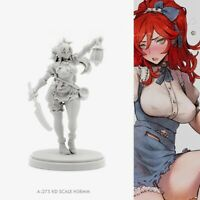Octoberfest Chef Aya Model for Kingdom Death Game Resin Figure Recast 38 mm