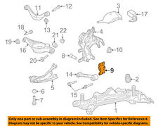 FORD OEM Rear Suspension-Bracket Right 7E5Z5A757R