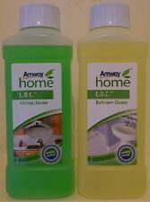 AMWAY - Bathroom Cleaner and Kitchen Cleaner (500ml each)