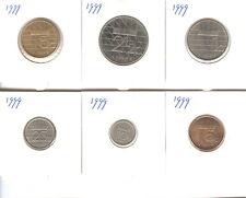 (M-06) Jaarset Beatrix UNC 1999