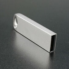 64GB Portable Mini Metal Silver USB2.0 Flash Stick Memory Drive Pen Storage TMPG
