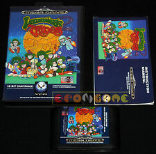 LEMMINGS 2 THE TRIBES Megadrive Md Mega Drive Versione Europea PAL •••• COMPLETO