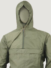 Genuine Army RAF Lightweight Waterproof Overhead Rain Smock Jacket UK Size M 42""