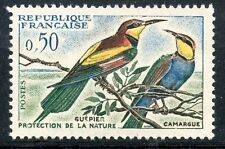 STAMP / TIMBRE FRANCE NEUF N° 1276 ** FAUNE GUEPIERS OISEAUX