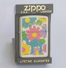 Zippo Camel flower 1996 sealed