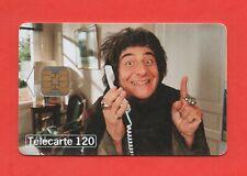 Télécarte - Téléphone et Cinéma - Christian Clavier  (A6449)