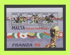 Football Maltese Stamps (1964-Now)