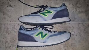 NEW BALANCE 620 WOMAN'S SNEAKERS SIZE US7B ONLY ONE ON EBAY!!! RARE COLORS LOOK