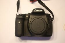 Canon EOS 7D 18.0MP DSLR Camera Immaculate condition + battery grip