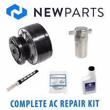 Chevrolet K2500 Cheyenne Complete A/C Repair Kit with NEW COMPRESSOR & CLUTCH