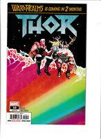 Thor Marvel Comics #10 NM- 9.2 Odin Loki Avengers Valkyrie 2019