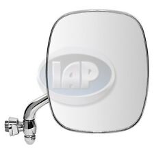 VW Bay Window Bus Side Mirror Right Outside 211857514F Air-Cooled T2 1968-1979