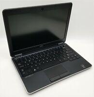 "Dell 12.5"" Latitude E7240 UltraBook Intel i7-4600U 2.10GHz 8GB RAM 256GB SSD"
