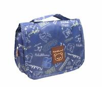 Rilakkuma San-X [New] Travel Pouch with hook Kawai Gift Japan Free Shipping