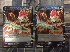 x2 Dragon Ball Merciful Minotia FOIL Promo