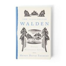 The Illustrated Walden: Thoreau Bicentennial Edition (Hardcover)