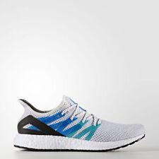 New ADIDAS AM4LDN London Running Shoes WHITE / BLACK BB6719 Size 9