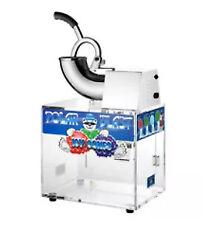 Snow Cone & Ice Shaving Machines
