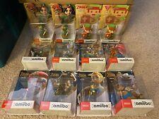 Amiibo ~ Legend of Zelda figures ~ NEW in Package - You pick ~ NINTENDO - BOTW
