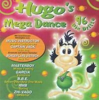 Hugo's Megadance 3/'96 Cita, Masterboy, Backstreet Boys, Garcia, Rmb, F.. [2 CD]