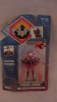 Rare Reboot Collectible Action Figure Red Hexadecimal From Irwin 1995 NEW t325