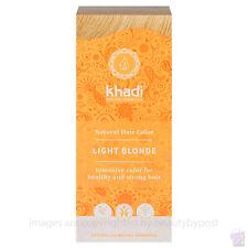 Khadi Herbal Hair Colour Blond Light Blonde 100g
