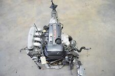 JDM Toyota 3SGE Engine Beams Dual VVTi 6 Speed Transmission Altezza 3S-GE