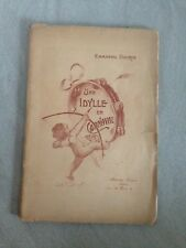 Ducros (E) / CHERET -COMBA - FER , etc: Une Idylle en carnaval / Lemerre EO 1907