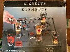 Elements Shots and Ladders