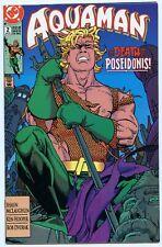 Aquaman v2 2 Jan 1992 NM- (9.2)