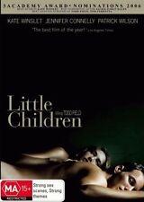 Little Children DVD,2007 R-4 Kate Winslet Jennifer Connelly Patrick Wilson AsNew